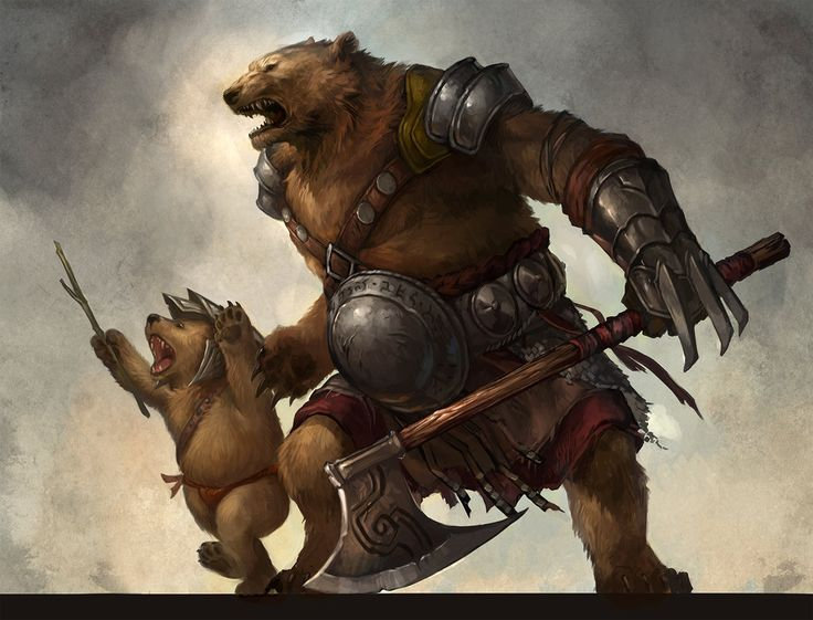 aac8c605eebf5a1e8e34f889c1869f17--bear-art-fantasy-illustration