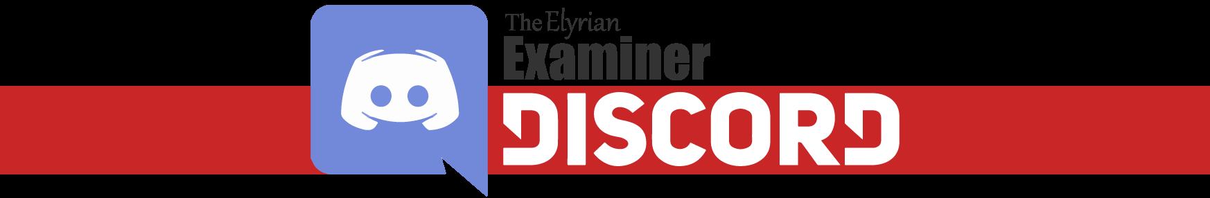 Elyrian Examiner Discord